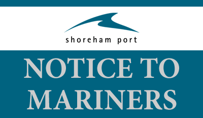 Shoreham Port Notice to Mariners