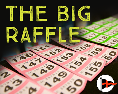The Big Raffle Tile