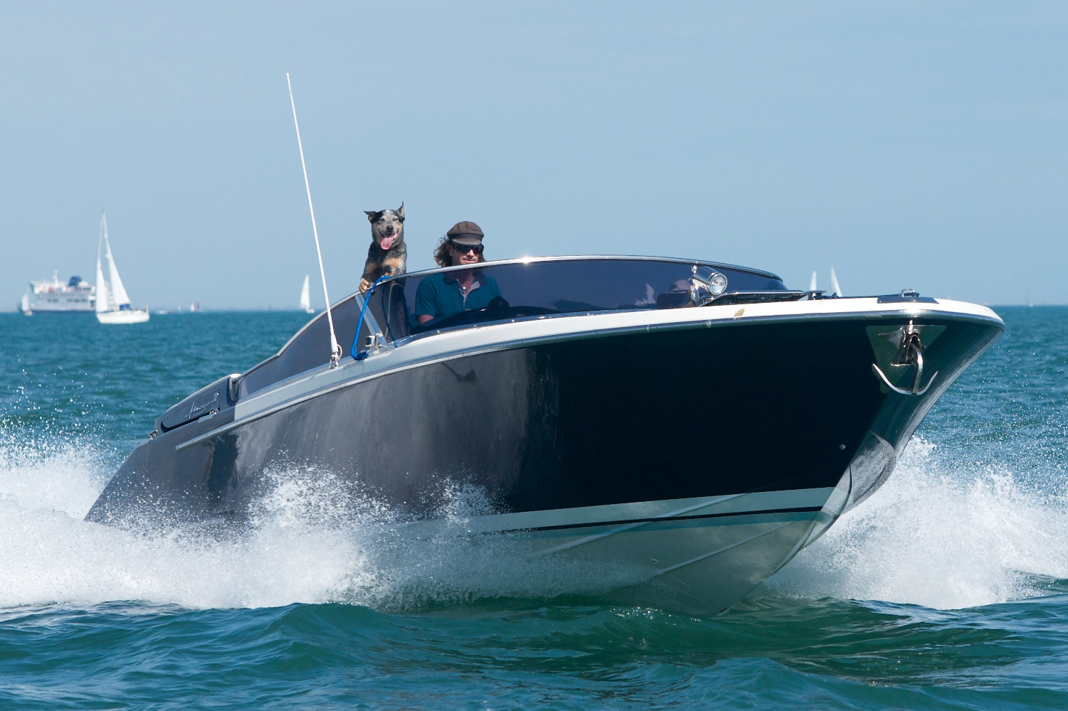 Powerboat  SCV0819